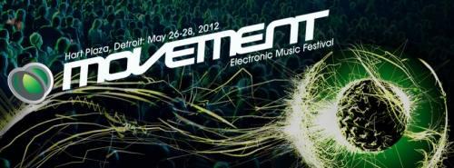 Movement Electronic Music Festival 2012