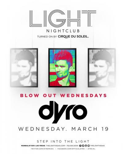 Dyro @ Light Nightclub (03-19-2014)
