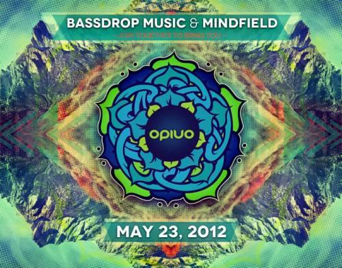 Bassdrop Music & MindField present - OPIUO, HZ DONUT vs. NOISEMAKER, KAT1LYST & DJ ZARA