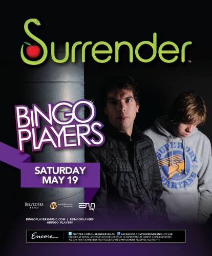 Bingo Players @ Surrender (5/19/12)