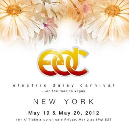 Electric Daisy Carnival - New York