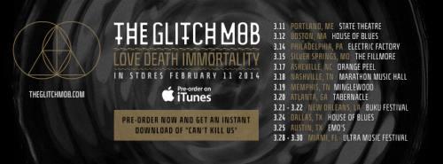 The Glitch Mob @ Marathon Music Works