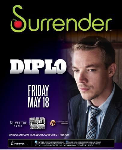 Diplo @ Surrender (5/18/12)
