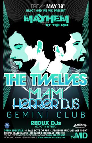 The Twelves @ The MID