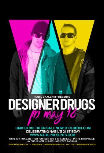 Designer Drugs @ Boss Club