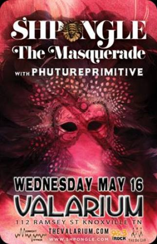 Shpongle @ The Valarium (5/16/12)
