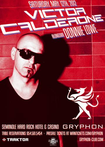 Victor Calderone @ Gryphon