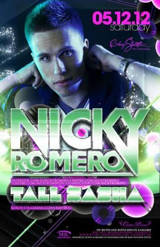 Nicky Romero @ Ruby Skye