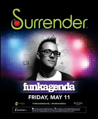 Funkagenda @ Surrender (5/11/12)
