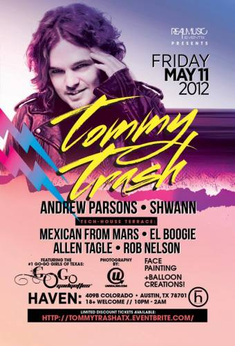 Tommy Trash @ Haven Lounge