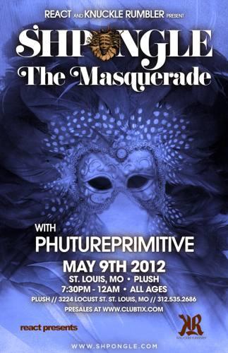 5.9 Shpongle Presents the Masquerade – Saint Louis