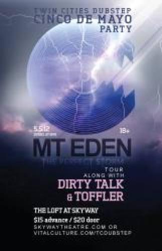 Cinco de Mayo ft Mt Eden @ The Loft at Barfly