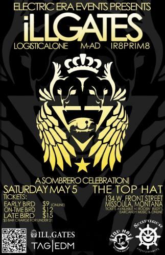 ill.Gates @ Top Hat Lounge