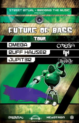Future of Bass 2012 @ Whiskey Bar [Portland]
