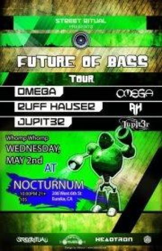 Future of Bass 2012 @ NOCTURNUM Eureka