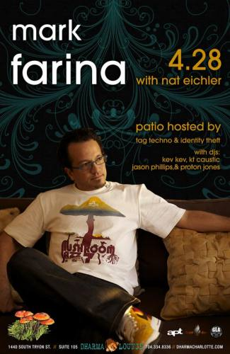 Mark Farina @ Dharma Lounge