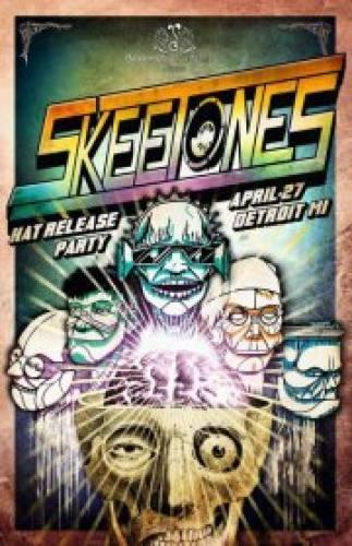The Coop and Skeetones in Detroit, MI