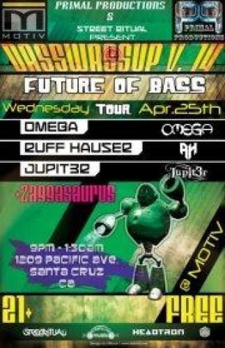 Future of Bass 2012 @ MOTIV [SC]