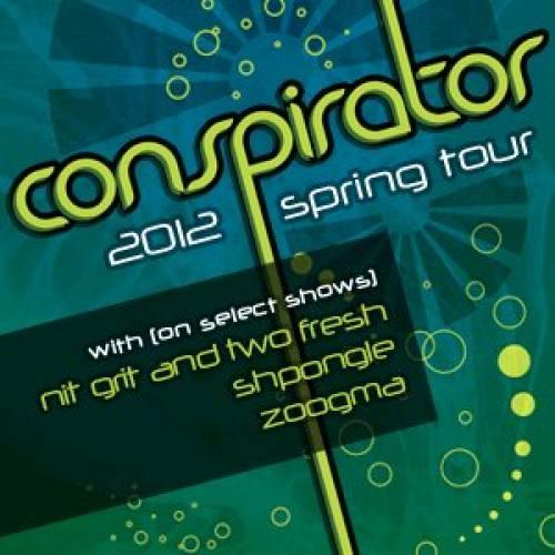Conspirator @ Higher Ground (4/25/12)