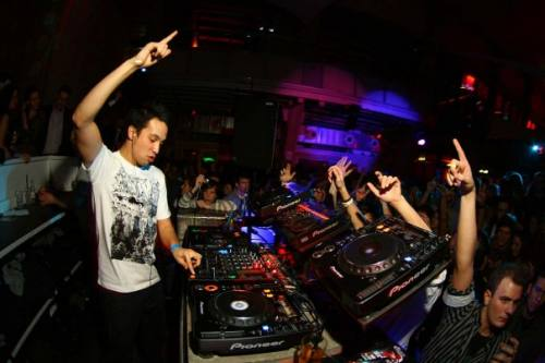 Laidback Luke @ The Bluebird