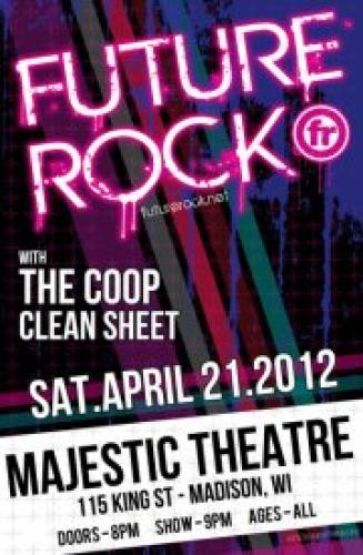 The Coop and Future Rock in Madison, WI
