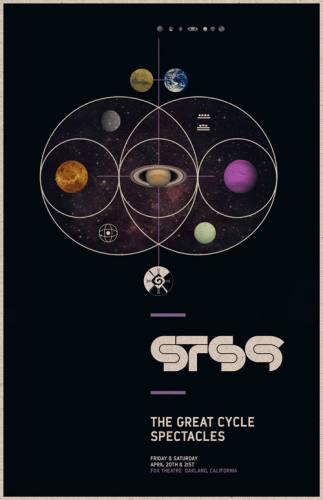 STS9 @ Fox Theatre - Oakland (2 Nights)