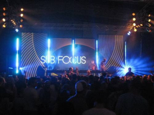 Sub Focus @ Beta