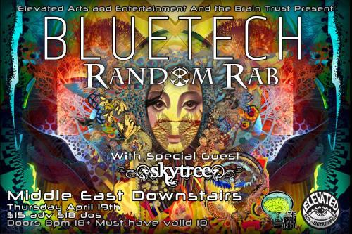 Bluetech and Random Rab ft. Skytree