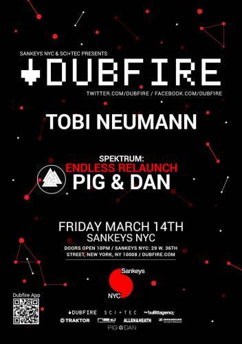 Dubfire @ Sankeys NYC