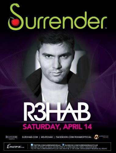 R3hab @ Surrender (4/14/12)