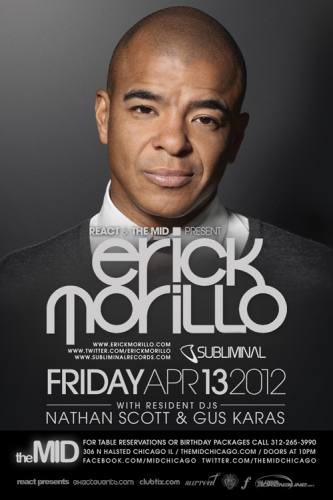 4.13 Erick Morillo at the Mid Chicago