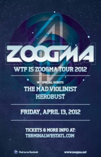 Zoogma @ Terminal West