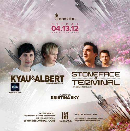 Kyau & Albert @ Exchange LA