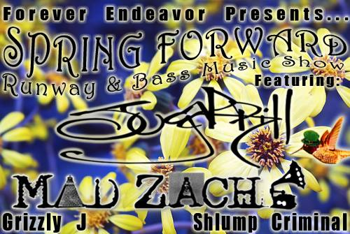 Forever Endeavor Presents: The Spring Forward Fashion Show ft. SUGARPILL