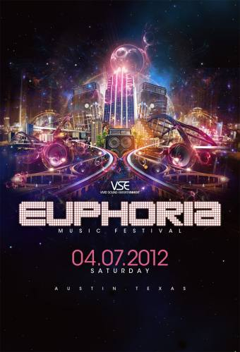 Euphoria music festival kyle tx tickets for Euphoric house music
