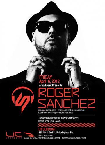 04.06.2012 | Roger Sanchez at LIT ultrabar
