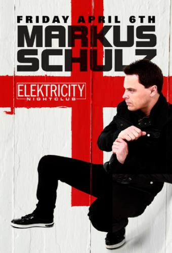 Markus Schulz @ Elektricity