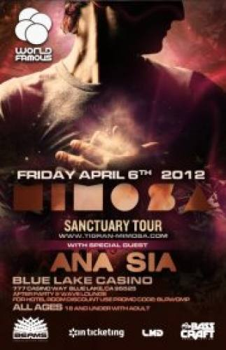 World Famous Productions presents MiMOSA & Ana Sia *ALL AGES*