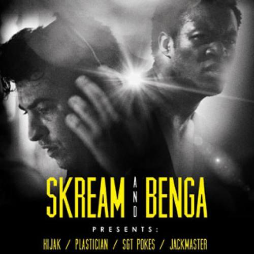 Skream & Benga @ The Brick