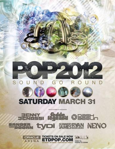 SKILLS Presents: POP2012