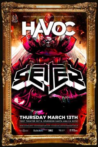 Getter @ Yost Theater