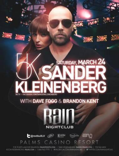 Sander Kleinenberg @ Rain