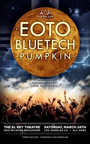 EOTO w/ Bluetech @ El Rey Theatre