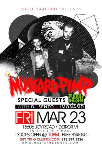 Mustard Pimp @ Boss Club - Detroit