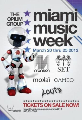 Calvin Harris, Nicky Romero and more @ Mansion