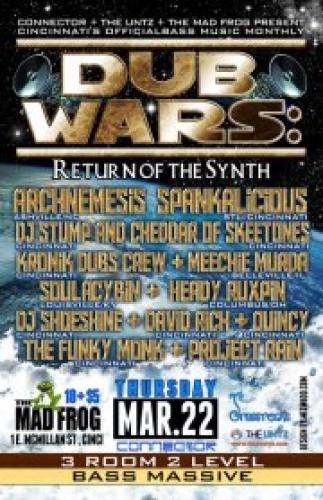 Dub Wars Return of the Synth