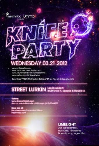 Knife Party @ The Limelight