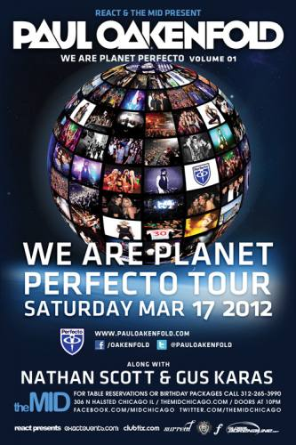 3.17 Paul Oakenfold at The Mid Chicago