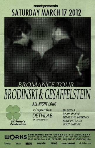 3.17 Brodinski & Gesaffelstein - Detroit