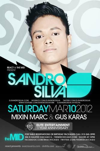 3.10 Sandro Silva - Control Saturday